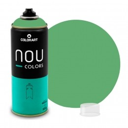 Tinta Spray NOU Verde Menta 400ml