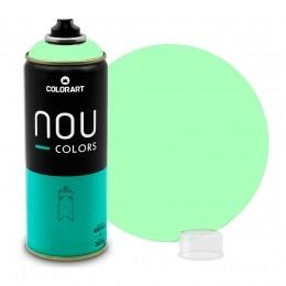 Tinta Spray NOU Verde Pálido 400ml