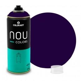 Tinta Spray NOU Violeta Vampiro 400ml