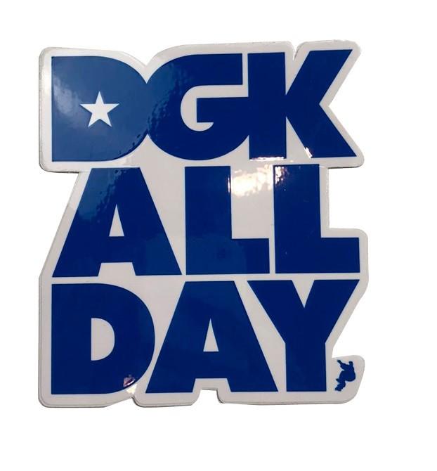 Adesivo DGK ALL DAY Blue