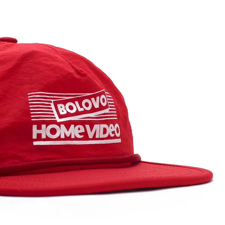 Bolovo Home Video Hat Vermelho
