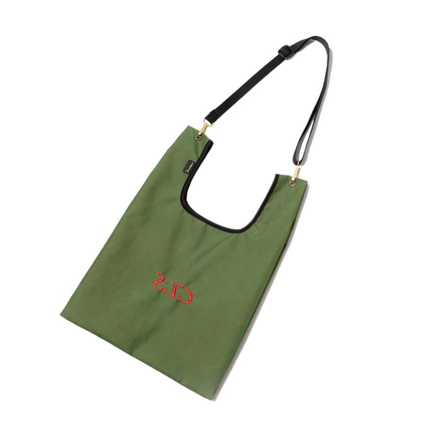 Bolsa Class Market Tote Bag Green