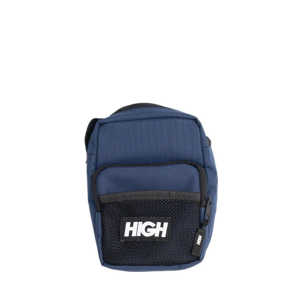 Bolsa HIGH Shoulder Bag Label Navy