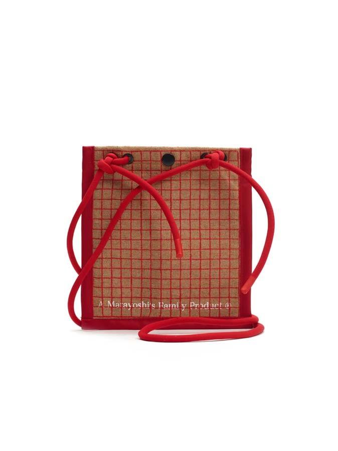 Bolsa Pace Eco Pouch Bag Beige
