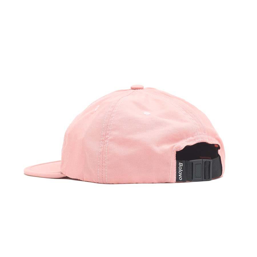 Boné Bolovo Logo Hat Rosa