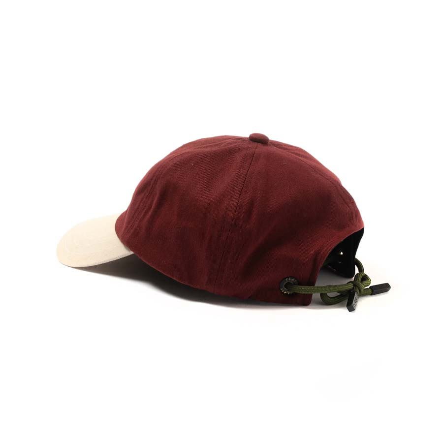 Boné Class Classic Sport Hat Pipa Gray Burgundy Beige