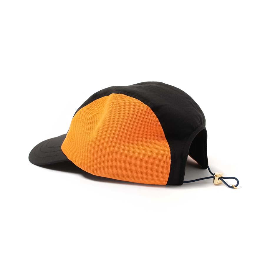 Boné Class MCL32 3 Panel Black Orange