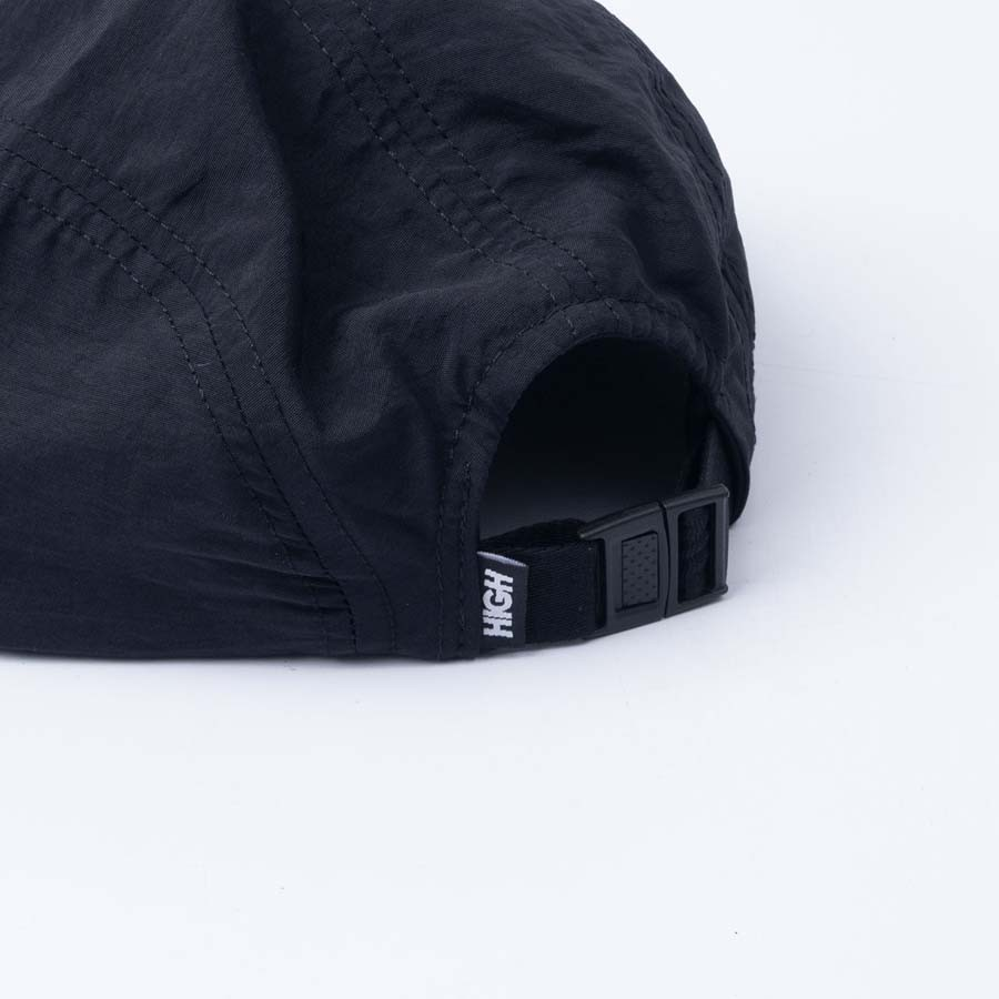 Boné High 5 Panel Black