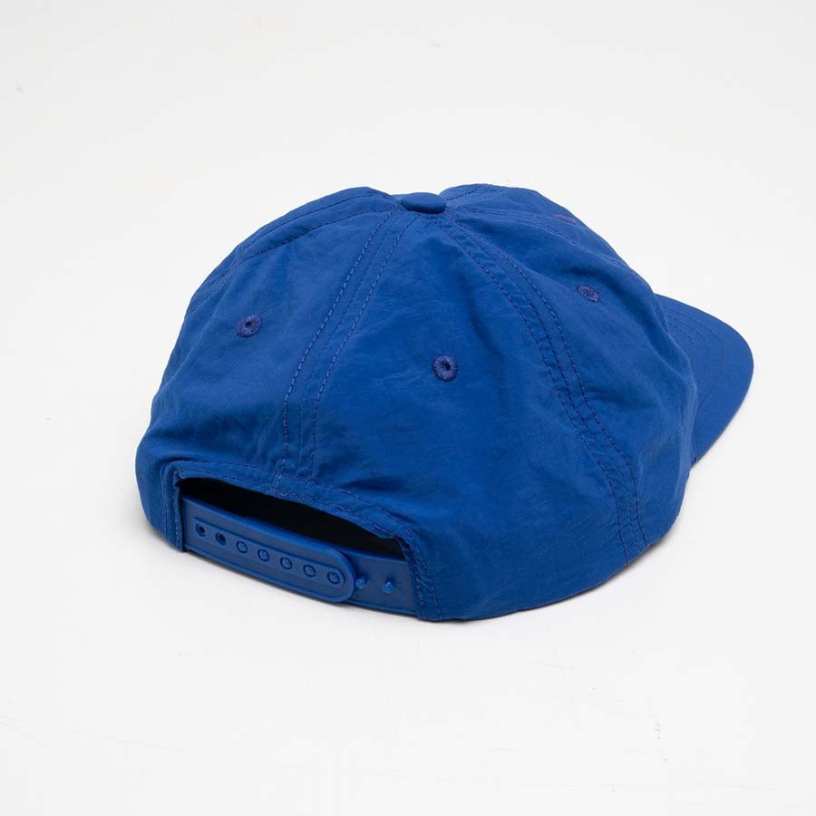 Boné High 6 Panel Logo Blue