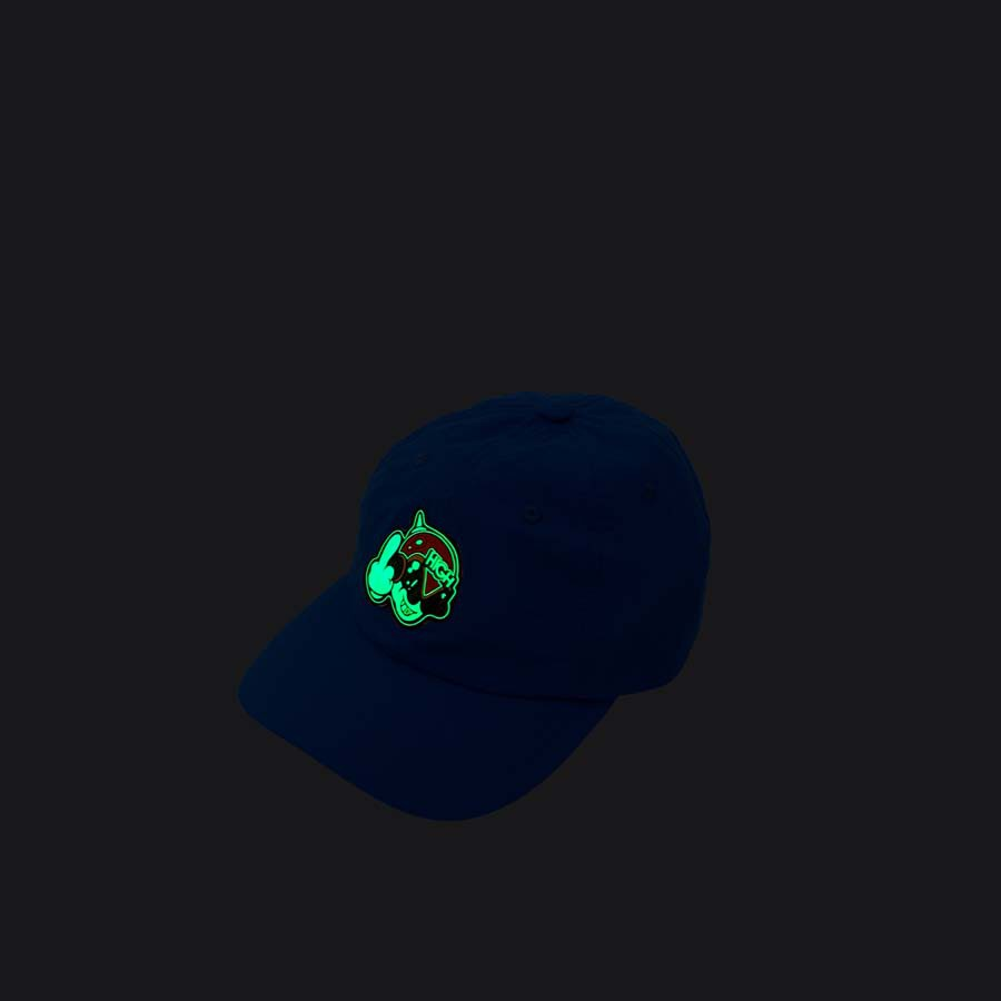 Boné High Polo Hat Space G Blue