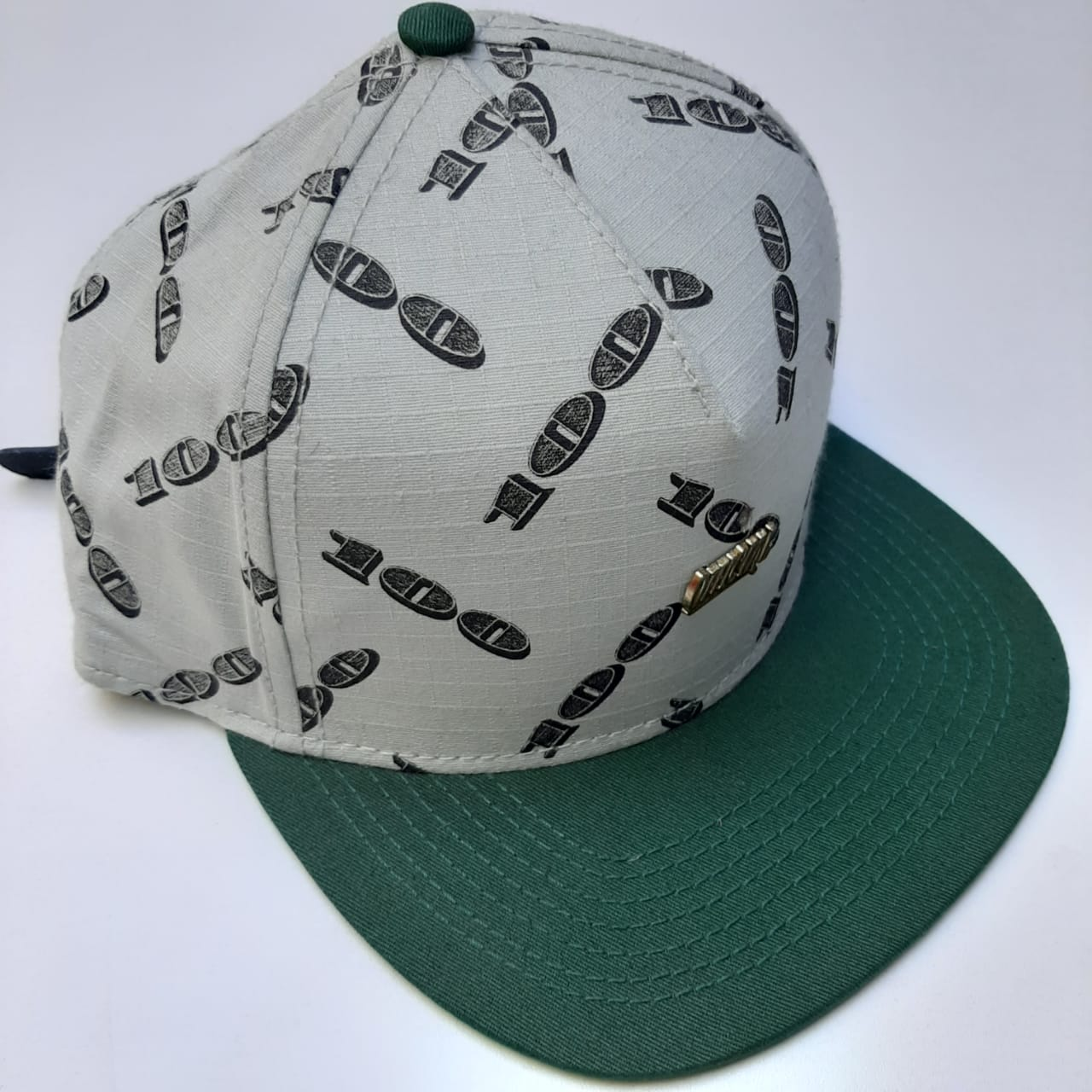 Boné Official Strapback $100 Dollar Bill