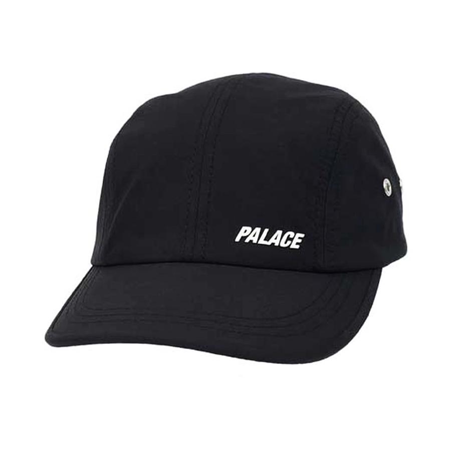 Boné Palace Zip Back Shell T-Leaf Cap Black
