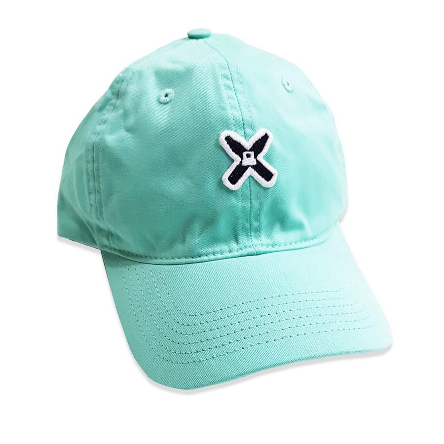 Boné WALLS Dad Hat Turquesa