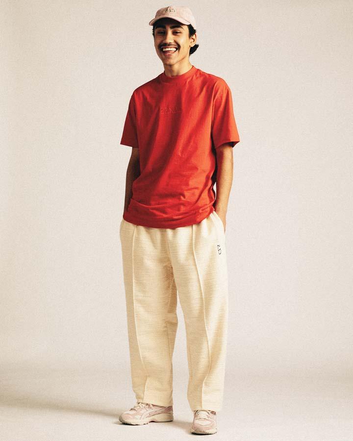 Calça Class Sweat Pants Cream