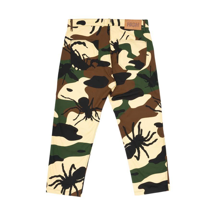 Calça High Bug Camo Pants Woodland