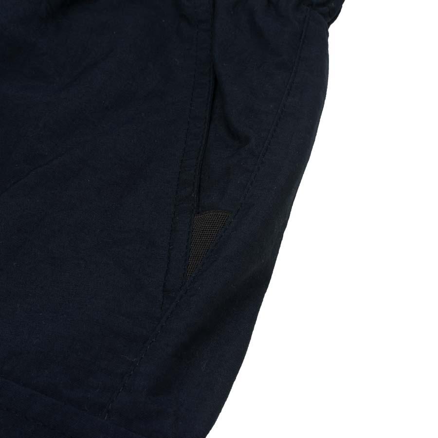 Calça High Cargo Track Pants Black