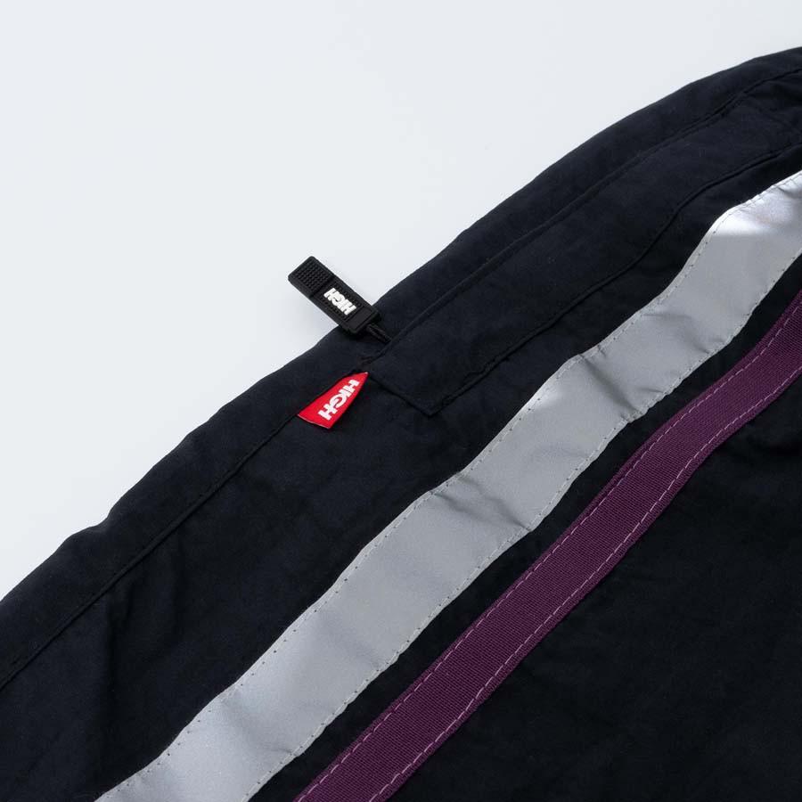 Calça High Julian Track Pants Black