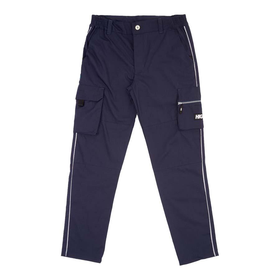 Calça High Ripstop Cargo Pants Navy