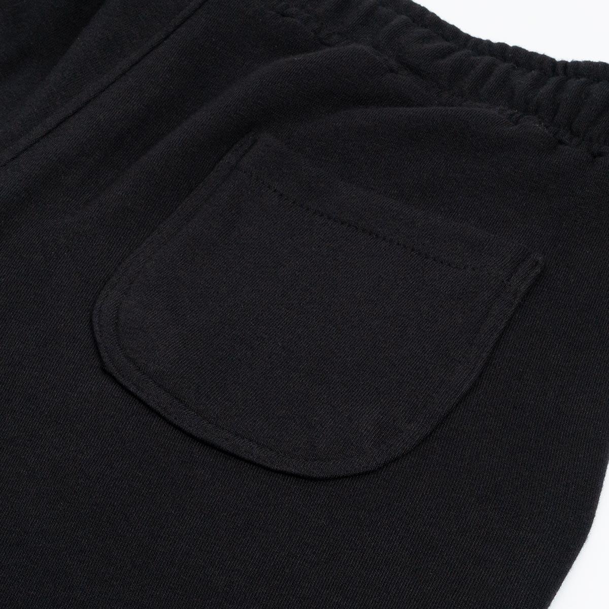 Calça High Sweatpants Cargo Black