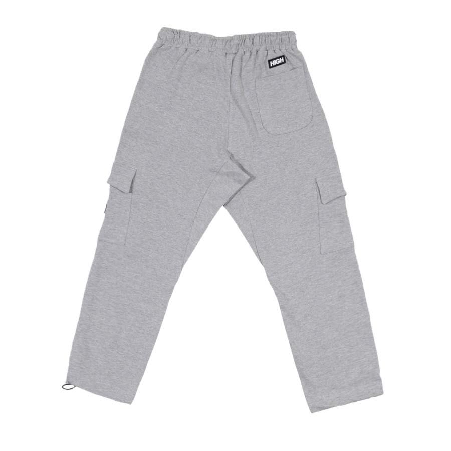 Calça HIGH Sweatpants Cargo Heater Grey