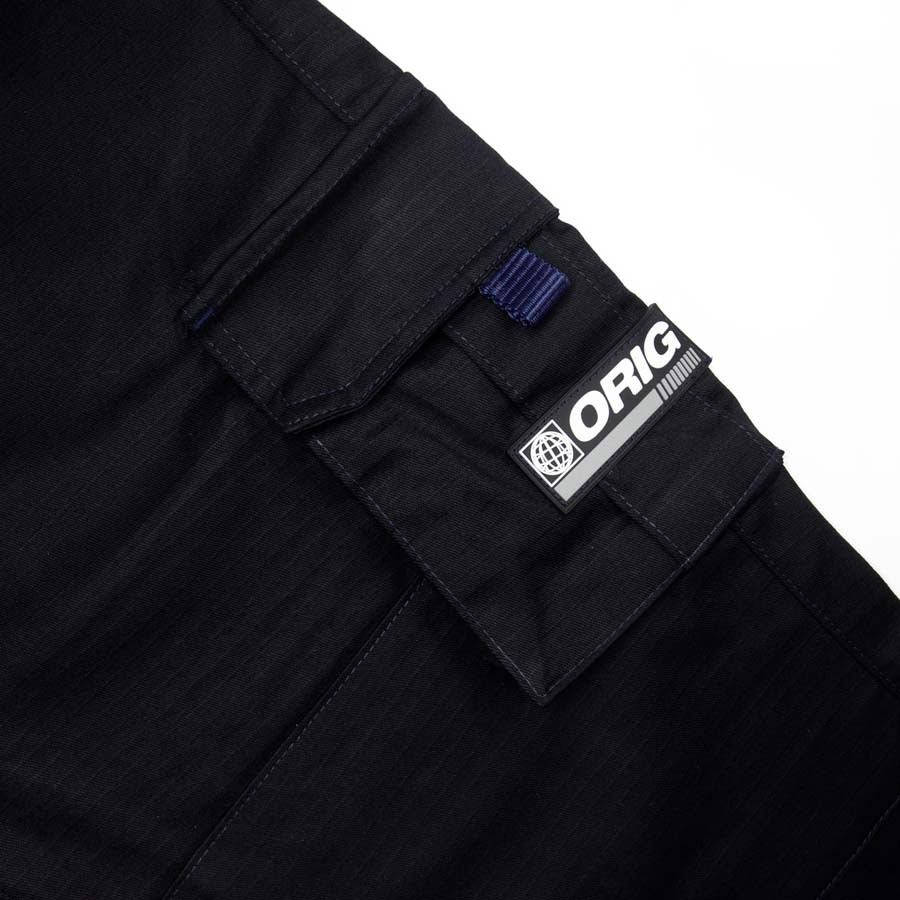 Calça Orig Cargo Worldwide Black