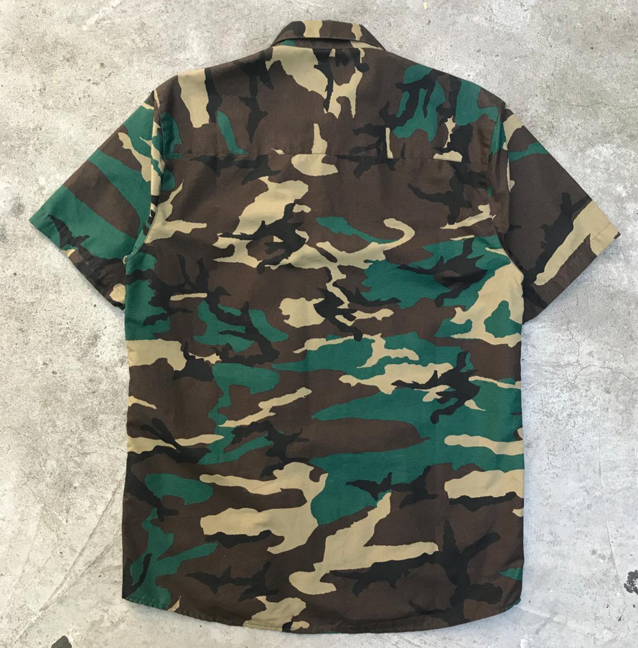 Camisa DC Camo