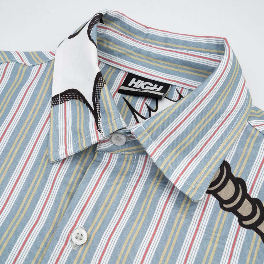 Camisa High Striped Shirt