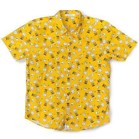 Camisa Kamizahia Charlie Brown