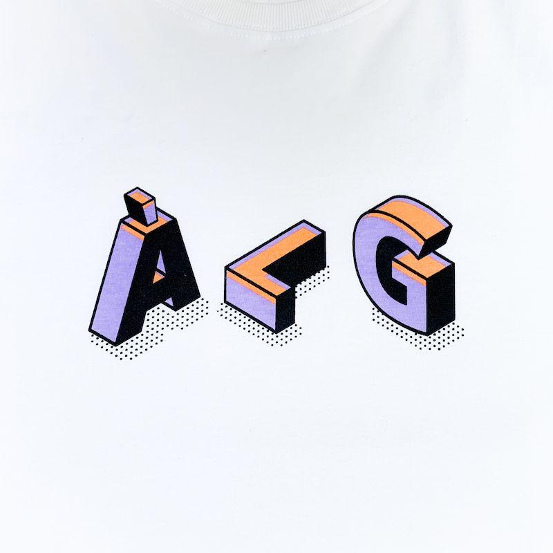 Camiseta ALG Basic Talco