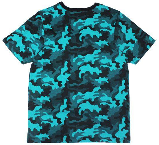 Camiseta ALG Camo Green