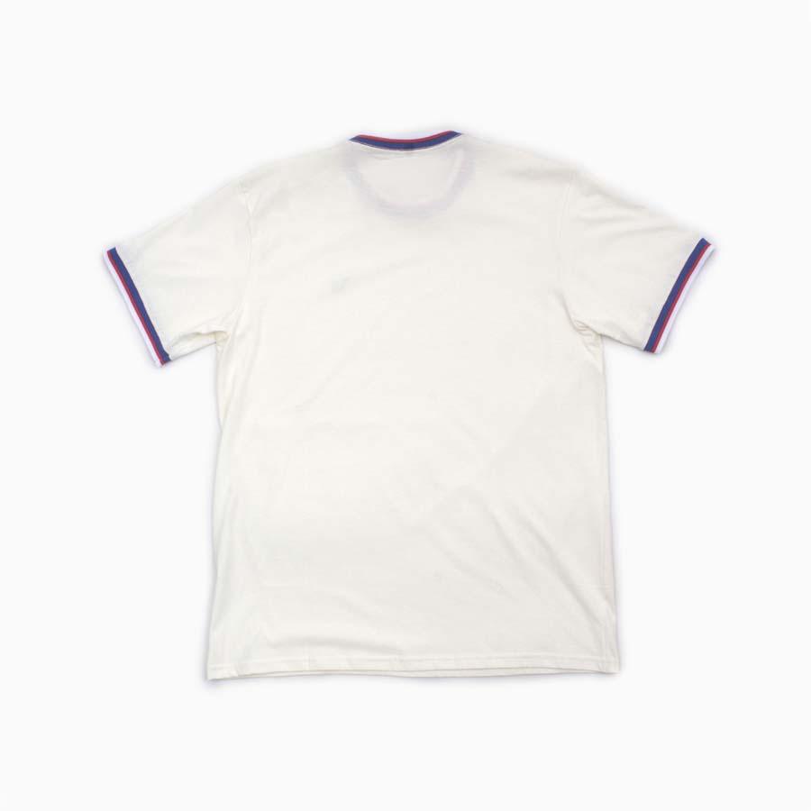 Camiseta Blaze Classic Small Pipe Off White