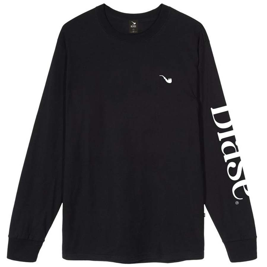 Camiseta Blaze Longsleeve Blase Black