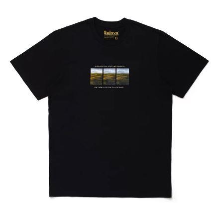 Camiseta Bolovo Fate Shirt Preta