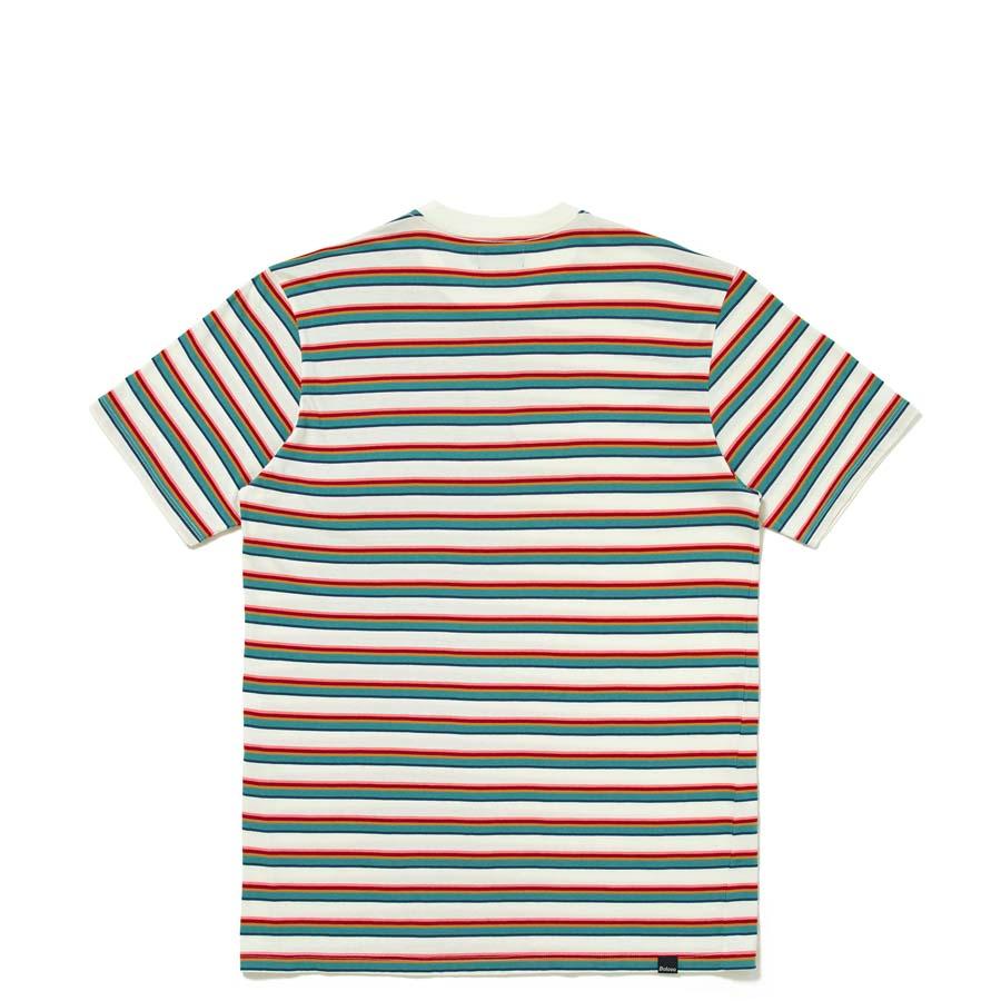 Camiseta  Bolovo Listrada Colorida