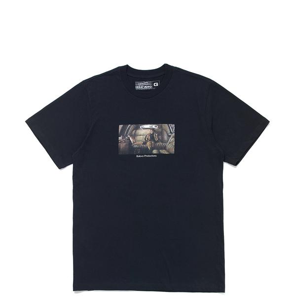 Camiseta Bolovo Macauley Shirt Preto