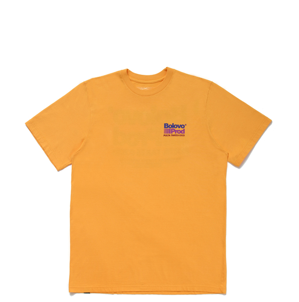 Camiseta Bolovo Pulta Takes Shirt Amarelo