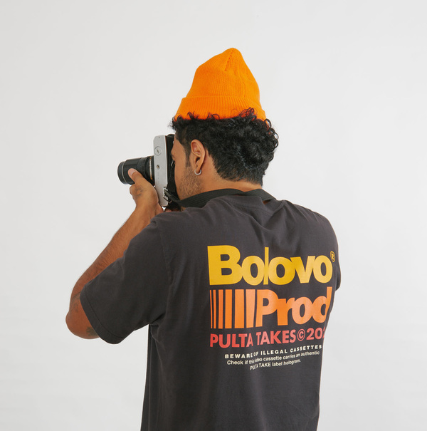 Camiseta Bolovo Pulta Takes Shirt Preto