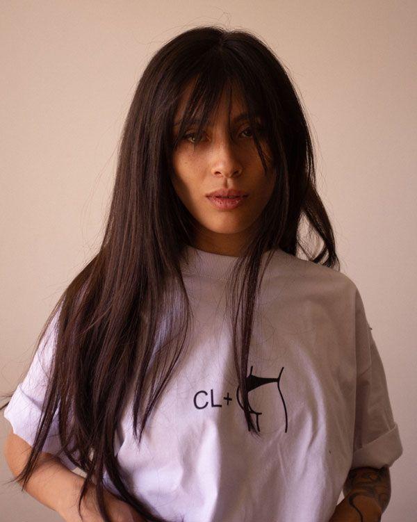 Camiseta CL+ ASS T-Shirt White