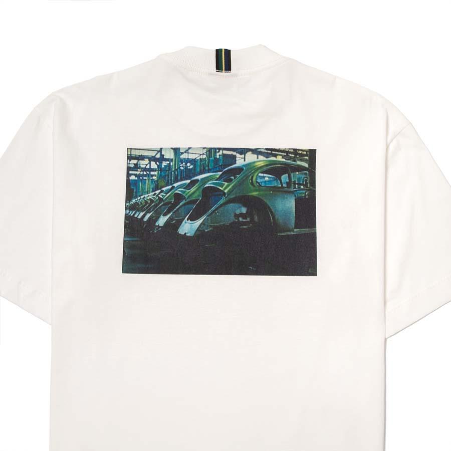 Camiseta Class ABC Ind. Off-White