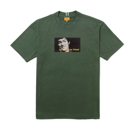 Camiseta CLASS Be Water Verde