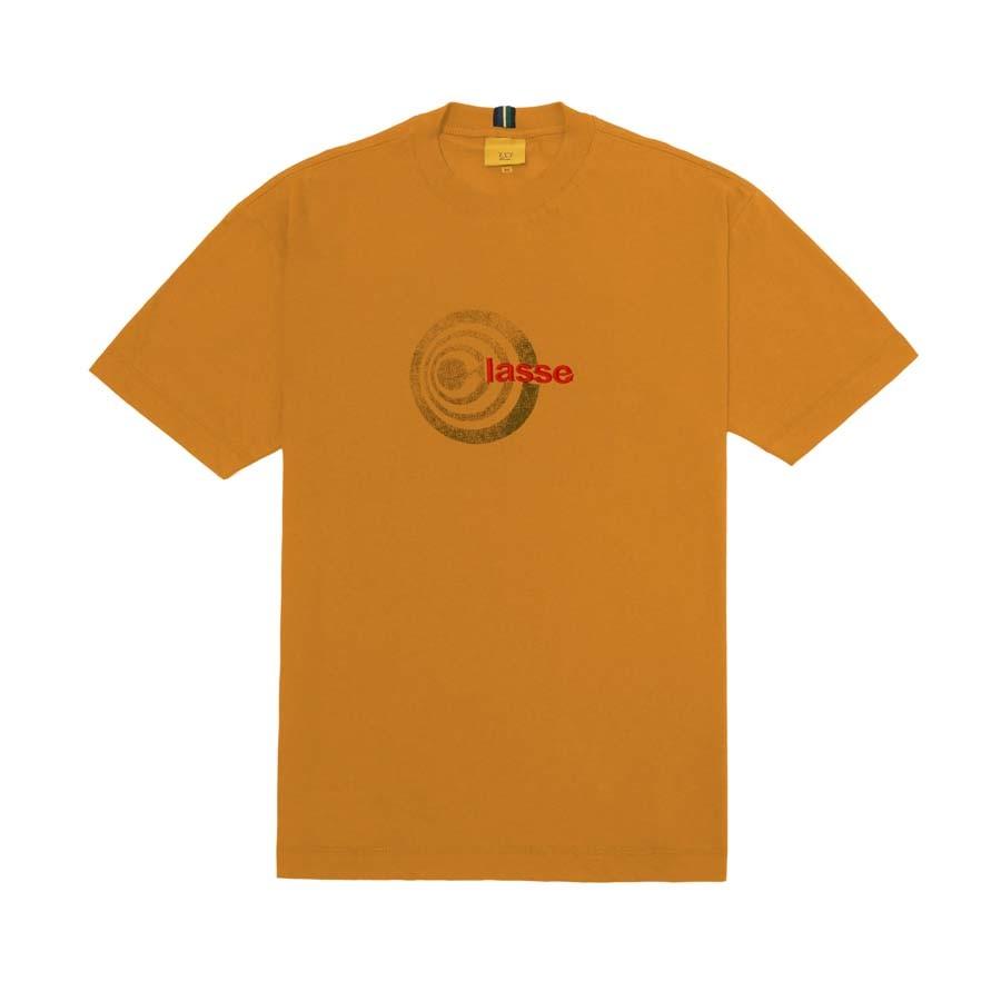 Camiseta Class Cladiente Mustard