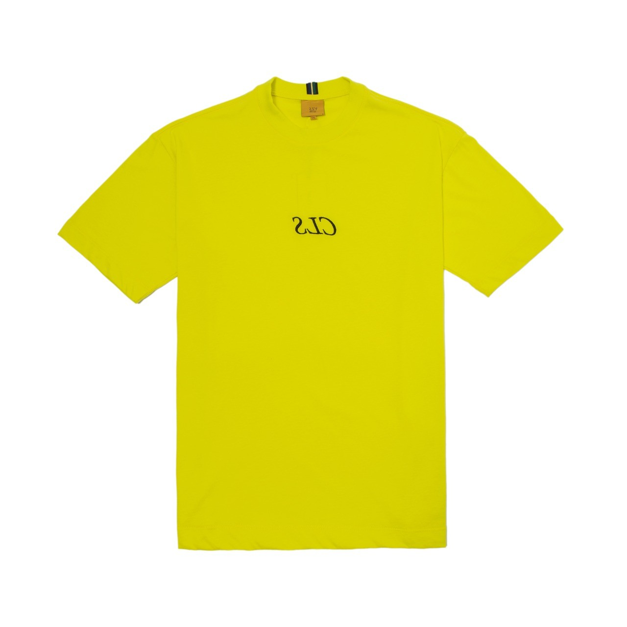 Camiseta Class CLS Inverso Limão