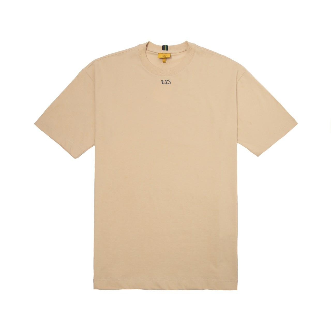 Camiseta Class CLS Mini Bege