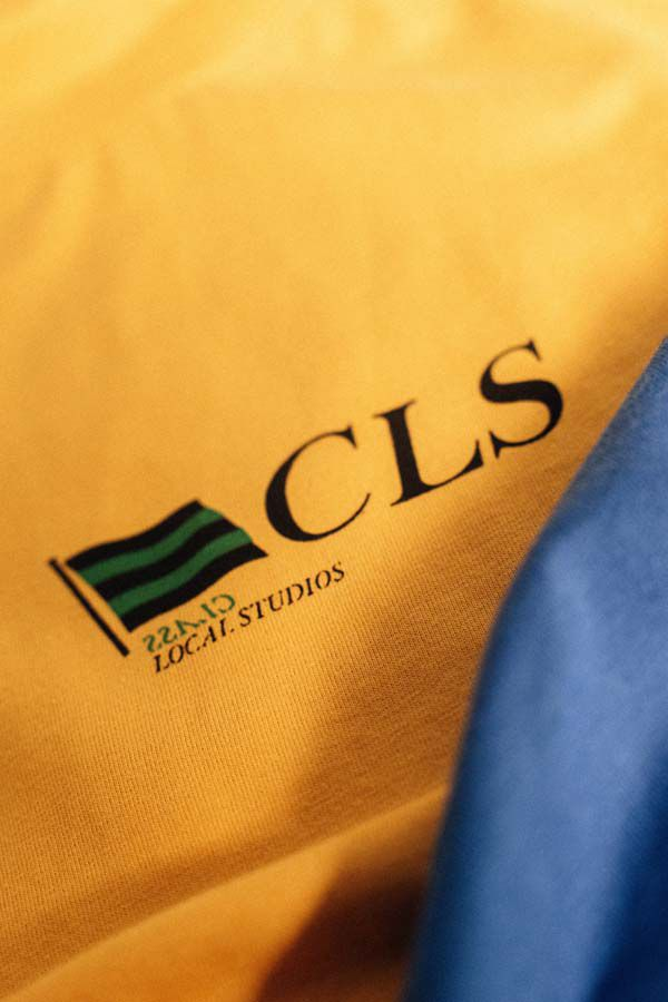 Camiseta Class CLS Mostarda