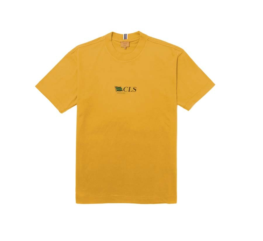Camiseta Class CLS Mustard