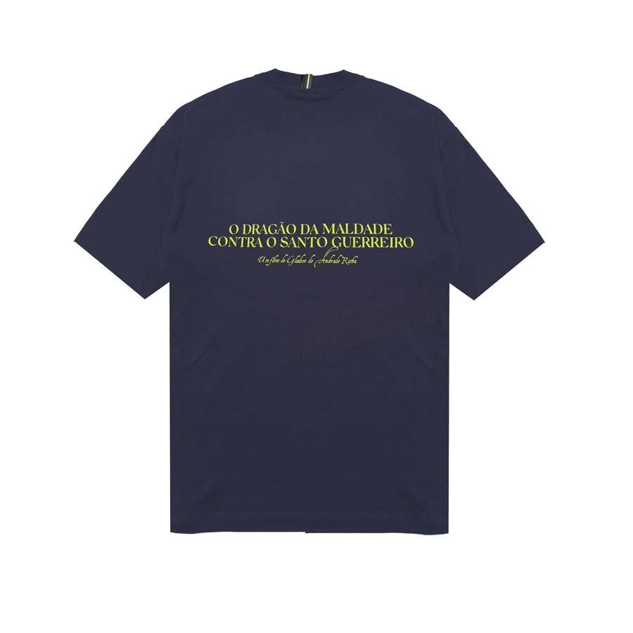 Camiseta Class Dragão da Maldade Navy