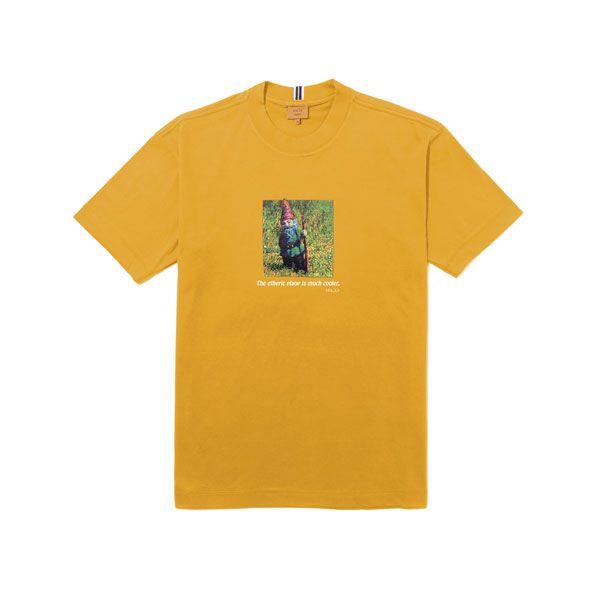 Camiseta CLASS Etheric Plane T-Shirt Mustard