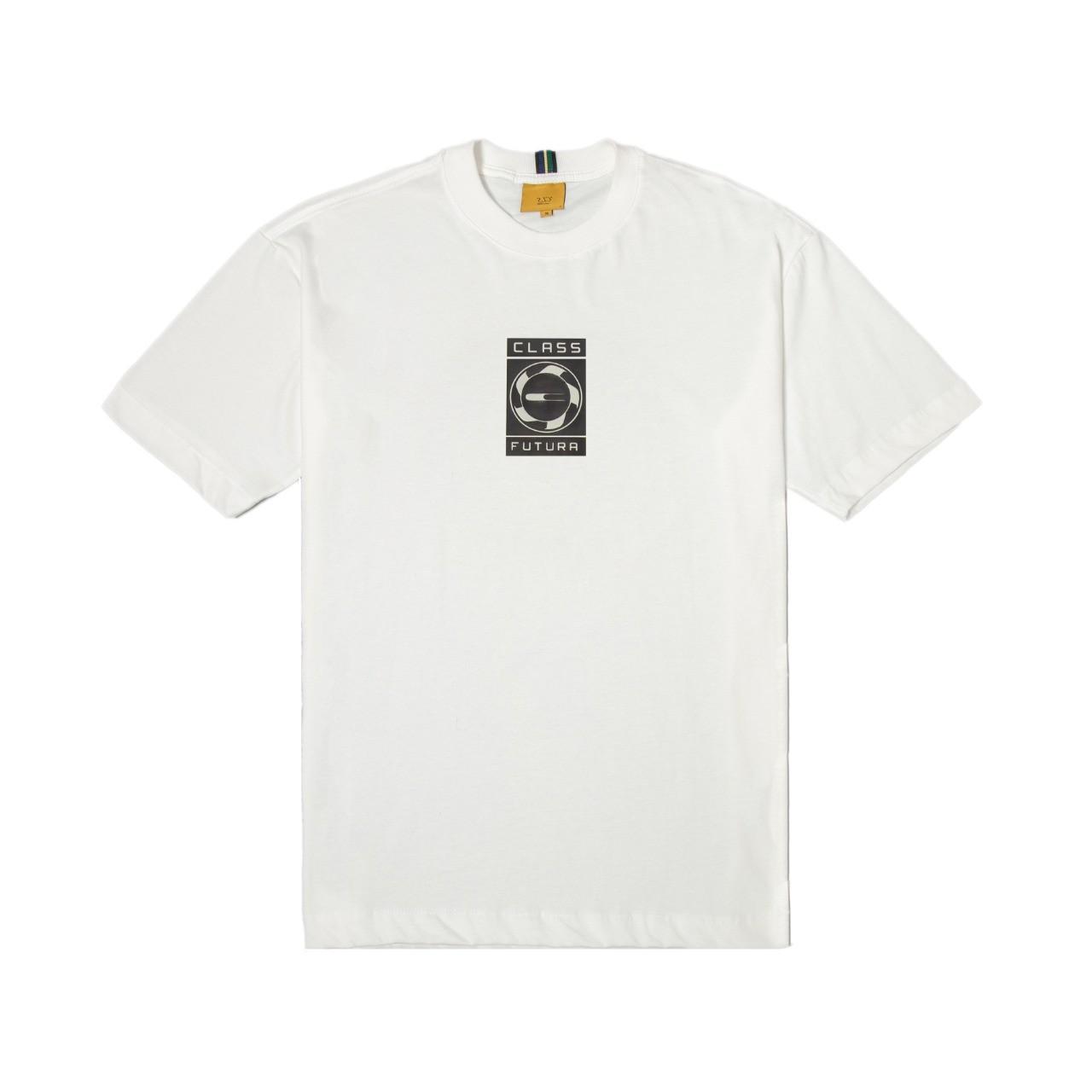 Camiseta Class Futura Branco