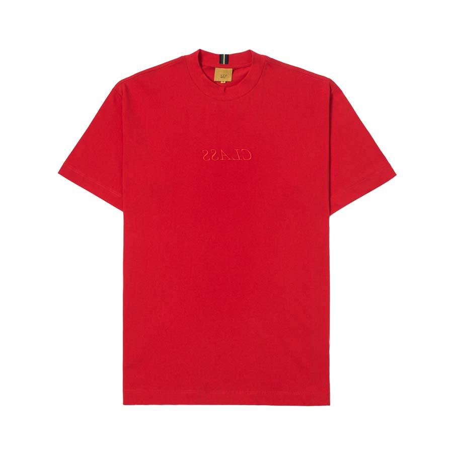 Camiseta Class Inverso Red