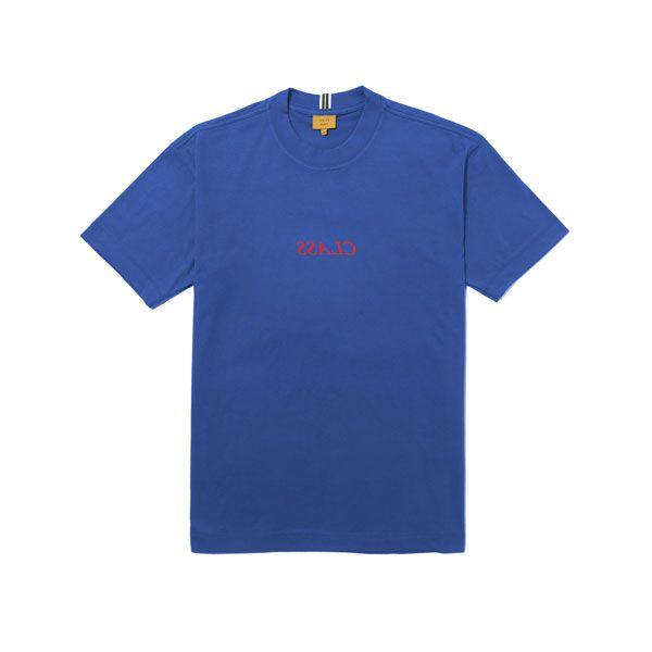 Camiseta CLASS Inverso T-Shirt Royal Blue